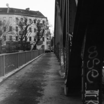 Berlin mit der Yashica MG1 © Stephan Cremer