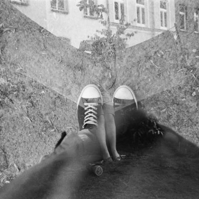 Doppelblichtung mit 35mm Film © Stephan Cremer