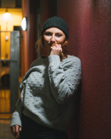 Nächtliche Portraits mit Laura, der X-Pro 2 und dem Fujinon XF50