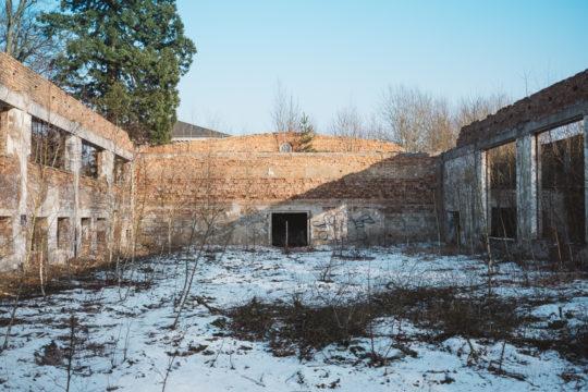 Lost Place Fujinon XF27